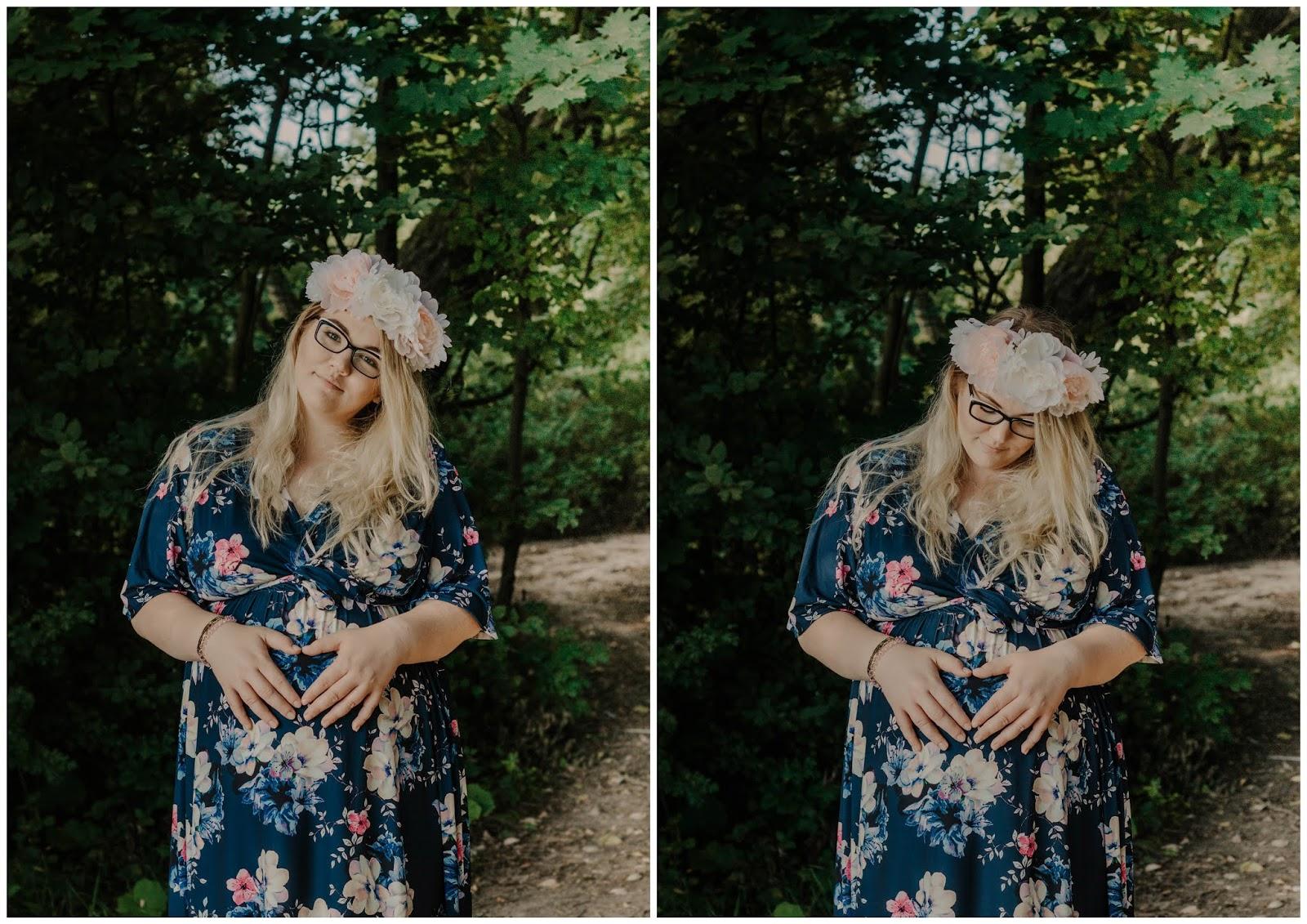 Sesja ciążowa - pamiątka na ostatnie dni z brzuszkiem