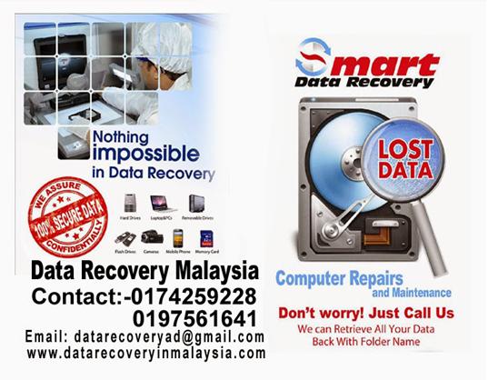 DATA RECOVERY COMPANY MALAYSIA