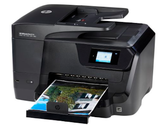 HP OfficeJet Pro 8710 All-in-One Printer Driver Download