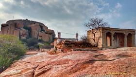 Pavagada Fort, Karnataka