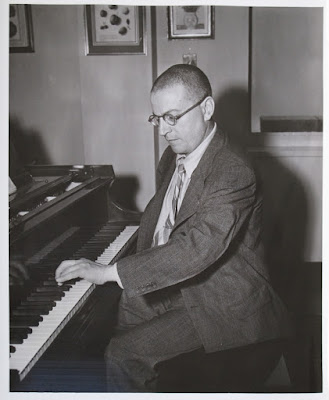 Paul Wittgenstein at the piano