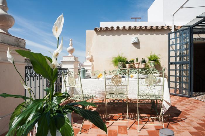 Estudio Honorio Aguilar - Vivienda Unifamiliar calle Quintana, Sevilla