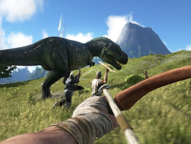 Steam: Ark - play Survival Evolved Free weekend
