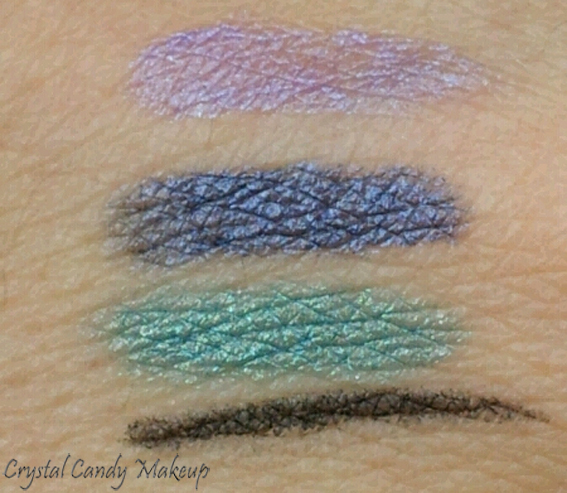 Twinsets d'Annabelle - Swatches