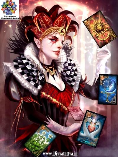 Lenormand cross oracle card 36