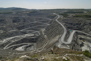 mina de oro Goldstrike