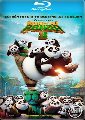 Kung Fu Panda 3 [2016] [BD25] [Latino]