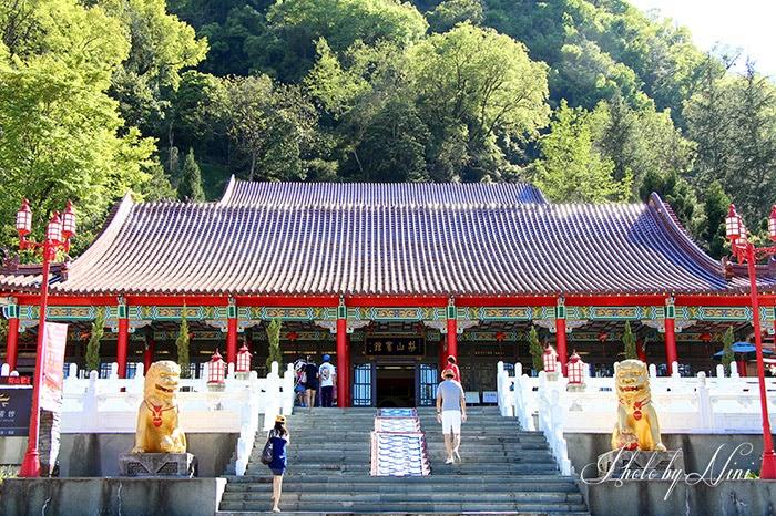 【梨山美食】全台灣最高殿堂-梨山賓館
