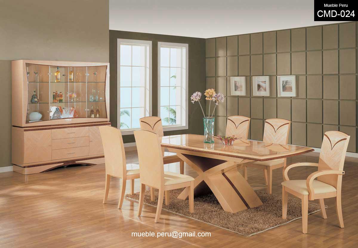 Muebles de sala comedor de dise o ideal para tu hogar - Muebles sala comedor ...