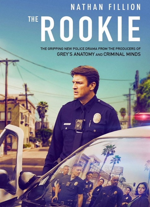 The Rookie Temporada 1 Subtitulado // Latino 720p