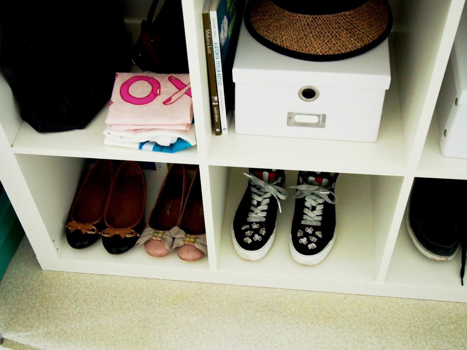 Shoes hats bags kengät Minna parikka leather ballerina sneakers bow rusetti corny popcorn