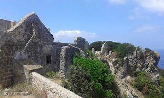 monasterio del espiritu santo en zannone