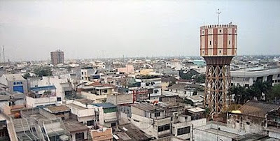 wisata Menara Air Tirtanadi