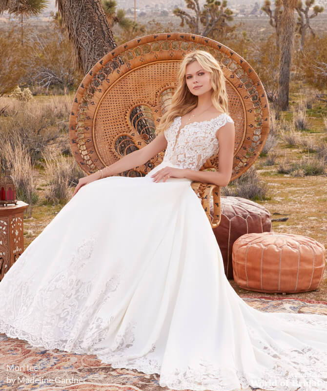 "Mori Lee By Madeline Gardner Fall 2019 ""Desert Dreams"