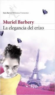 La elegancia del erizo de Muriel Barbery (Seix Barral)