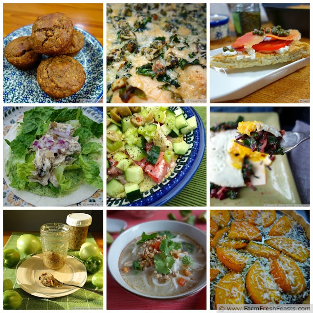 2013 Year In Review Photo Montage Palooza | Farm Fresh Feasts