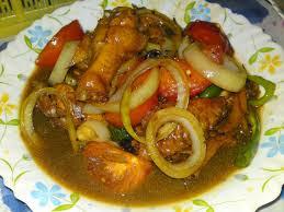 Ayam Masak Lada Hitam