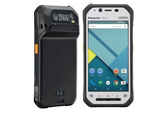 Panasonic Toughpad FZ-N1 - Full Details