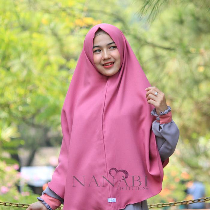 Khimar Syari Zainab Terbaru Harga Murah