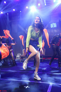 Sunny Leone Dancing on stage At Rogue Movie Audio Music Launch ~  160.JPG