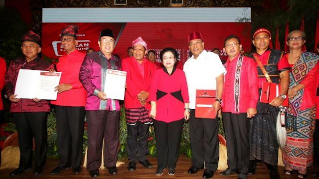 Kecewa Keputusan Megawati di Pilkada NTT, Ketua DPC PDIP Mundur
