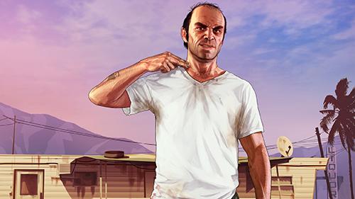 Uma curta-metragem nos mostra como seria viver próximo a Trevor, que é interpretado pelo mesmo ator que dá voz no jogo, em Grand Theft Auto V.