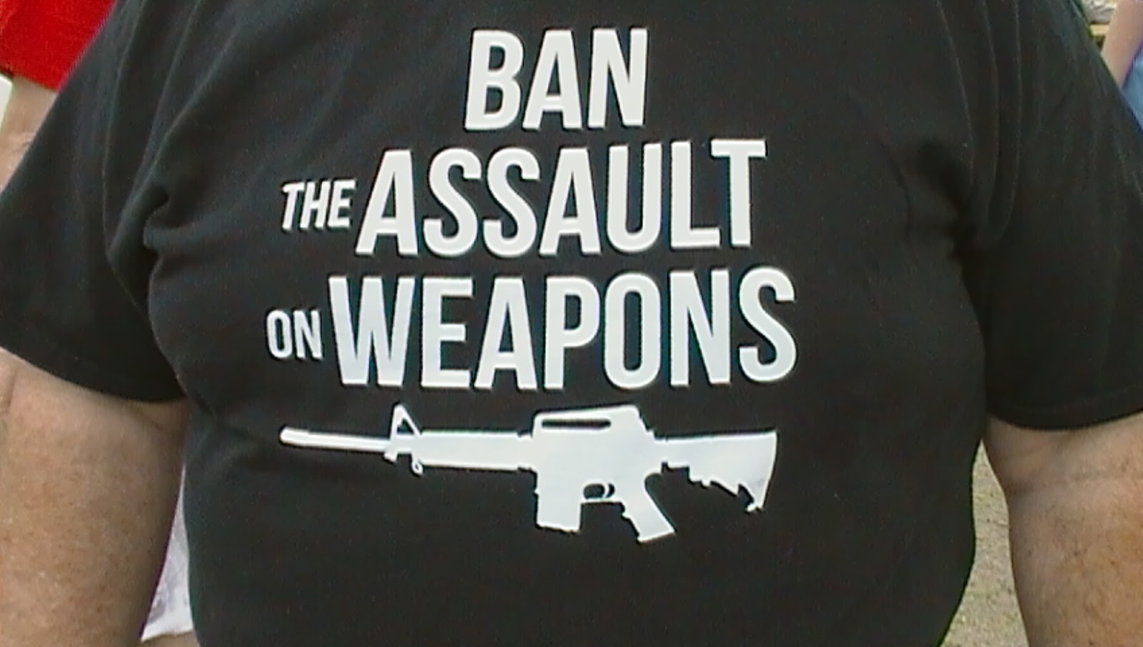 BAN the ASSAULT on WEAPONS