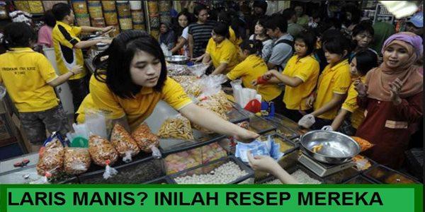 Resep Jualan Laris