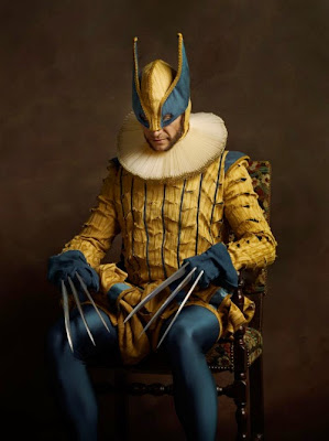 Sacha Goldberger, Super Flemish, superhéroes flamencos
