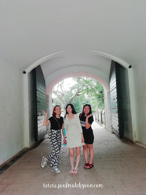 Hyeon's Travel Journal; Fort Canning Park