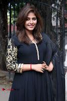 Anjali Latest Stills in Black Anarkali Dress at Taramani Success Meet .COM 0008.jpg
