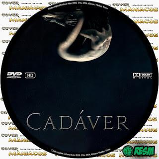 GALLETA CADÁVER - CADAVER - THE POSSESSION OF HANNAH GRACE - 2018 [COVER DVD]