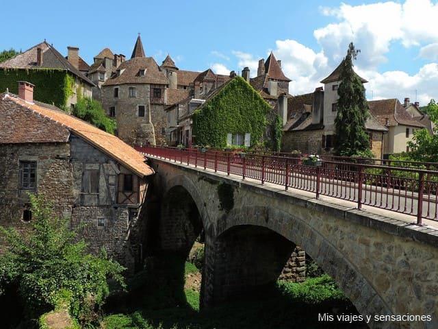 Carennac, Midy-Pyrénées, Francia