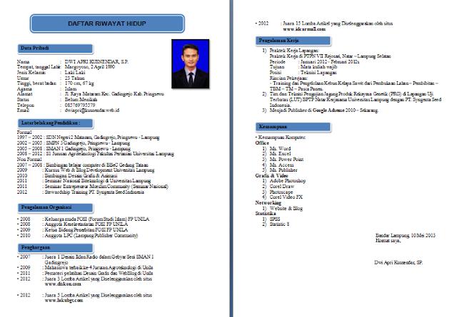Contoh-Daftar-Riwayat-Hidup-Lamaran-Kerja