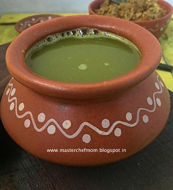 How to cook Moringa leaves