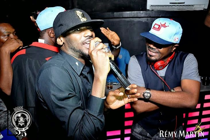 12 #AttheclubwithRemy x DJ Jimmy Jatts tour ends in Lagos tomorrow