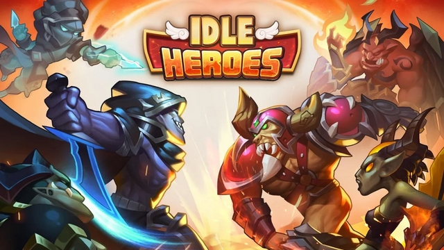 idle heroes hile