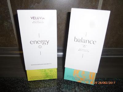 Veluvia Balance und Veluvia Energy