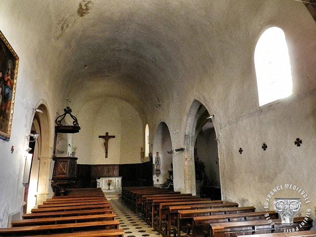 ROUSSET-LES-VIGNES (26) - Village médiéval