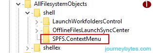SPFS.Context Menu