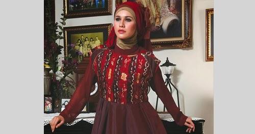 Model Busana Muslim 2019 Model Baju Gamis Sasirangan