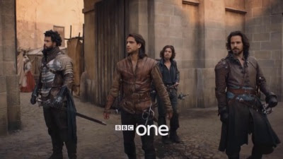 The Musketeers (TV-Show / Series) - Season 3 Teaser - Screenshot