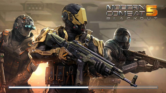 Modern Combat 5 eSports FPS v3.3.1b  [MOD] Apk Free Download