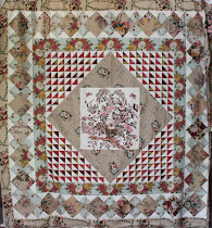 Chintz Medallion Quilt