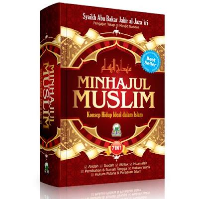 Buku Panduan Hidup Muslim Sehari hari- Manhajul Muslim