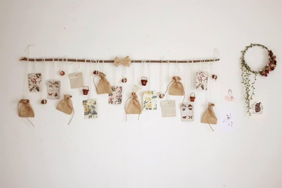 12 handmade advent calendars | Gingerlillytea