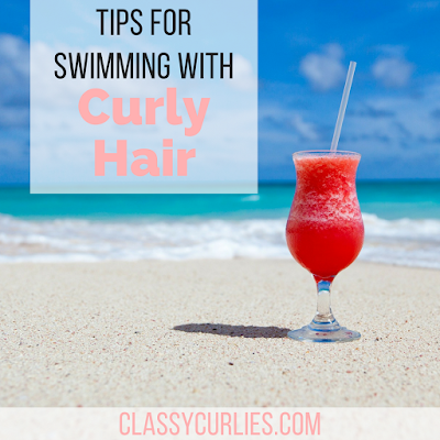 Tips for Swimming with Natural Hair - ClassyCurlies