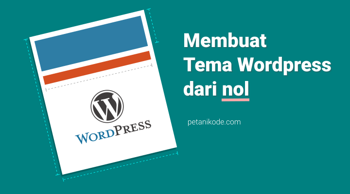 Tutorial Template Wordpress