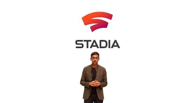 google تعلن عن منصة ألعاب  Stadia