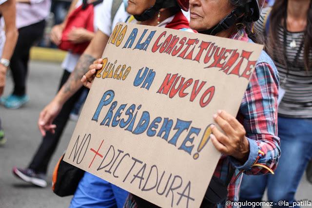 España e Italia advierten a Maduro que la Constituyente divide al país